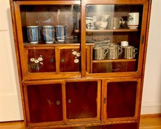 Japanese Tea Cabinet