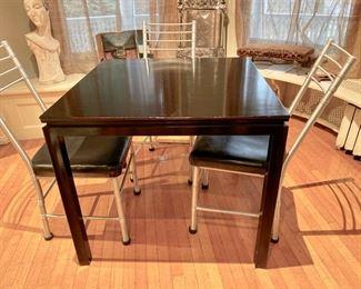 Edward Wormley Dunbar table