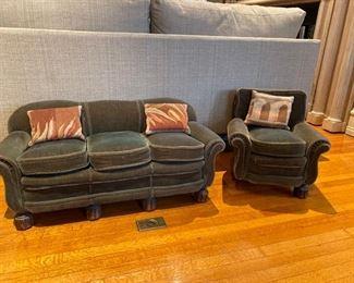 Vintage salesman sample furniture