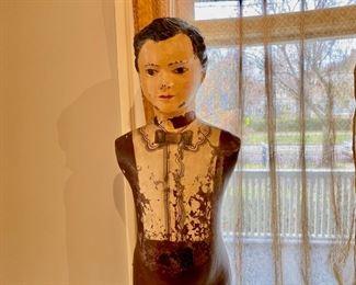 Victorian mannequin