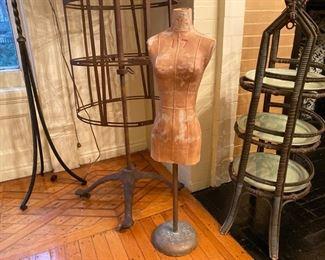 miniature dress form