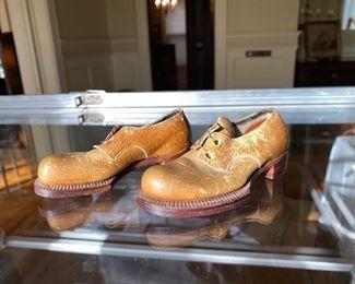 Salesman sample men's shoes