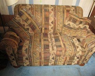 Loveseat sofa, 2 of 2