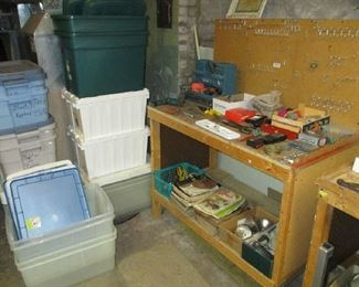Basement items