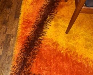 Rya rug