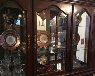 ASsorted China & Glassware.