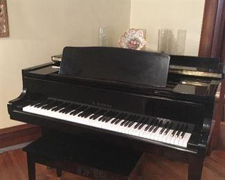 K.Kawai Baby Grand Piano!