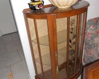 Vintage Display Curio