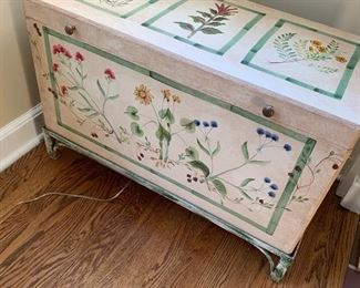 Painted Chest $100