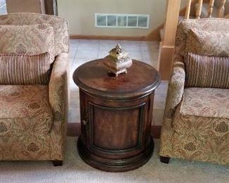 Thomasville Club Chairs