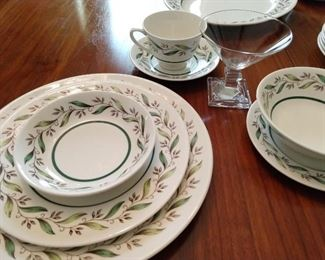 Almond willow by Royal Doulton
