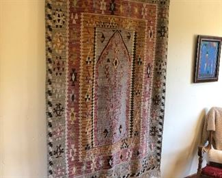 Gorgeous Turkish Rug - Tribal