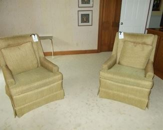 nice upholstered side chairs