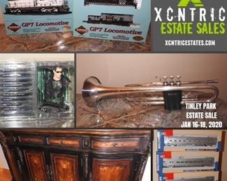 Xcntric Estate Sales - Tinley Park Estate Sale