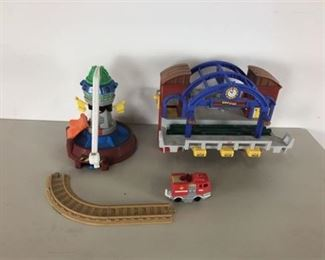 Fisher Price Little Car Track
