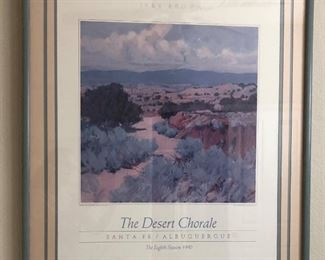 Art The Desert Chorale