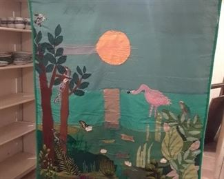 Marthat Mood tapestry