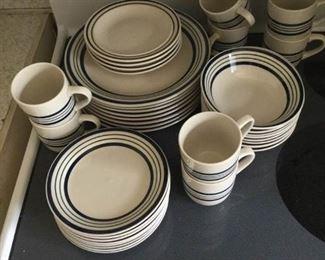 Set of Blue and White Dishware https://ctbids.com/#!/description/share/259258