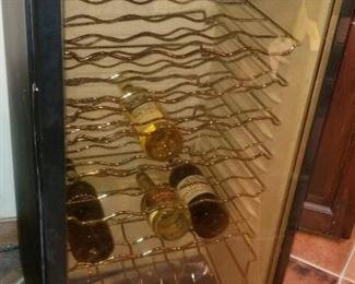 Haeier Wine Fridge