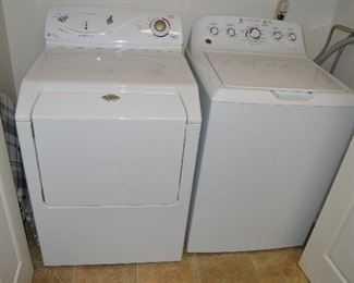 Maytag Dryer, GE Washer, both in excellent condition!