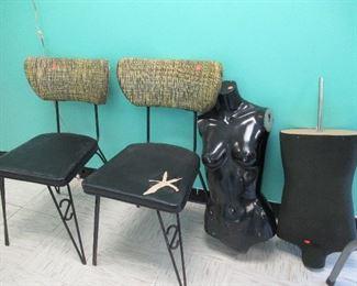 hairpin leg kitchen chairs