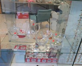 glassware & smalls