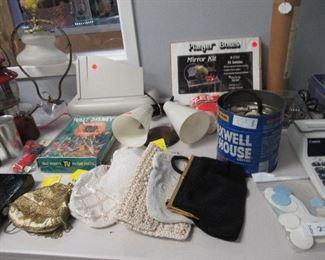 beaded vintage hand bags $2!