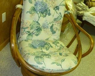 Rattan Chair (one of 2)