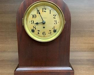 19th Century Seth Thomas Mantel Clock in Excellent Working Condition