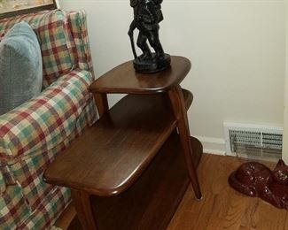 Another Heywood Wakefield step lamp table