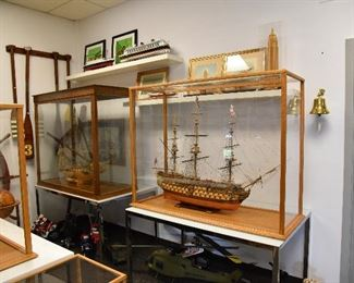 Victory Ship model