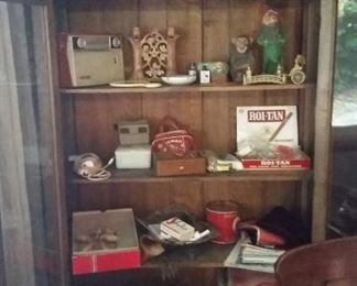 Collectible vintage and antique, as well as some cool and/or odd ephemera