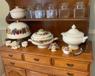 Early American Buffet and more