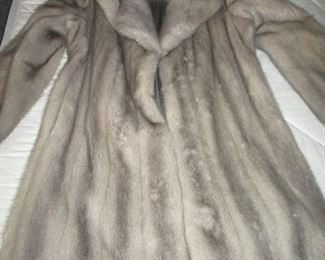 vintage mink coat in excellent condition