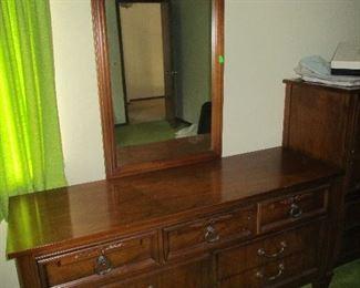 Nice Wood Dresser