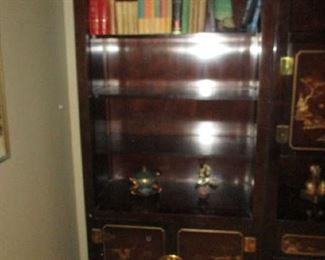 Bookcase unit
