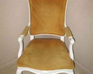 Armchair, one of two