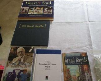 Grand Rapids books