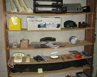 Household and basement items