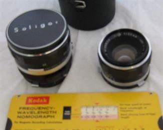 Soligor lens