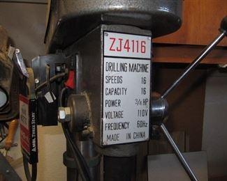 Drilling Machinge