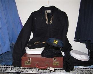 Navy clothing