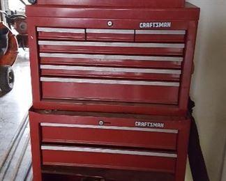 Craftsman 3 tier tool box