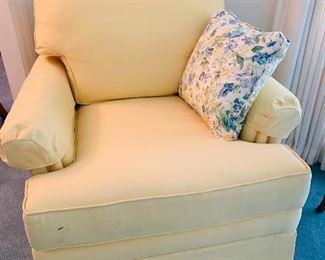 Ethan Allen Accent Chair, one of two