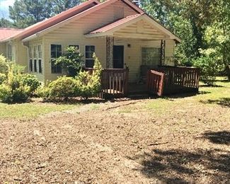 OPEN HOUSE  $149,000.00  / 2.25 Acres  / Out buildings for storage and garage /  approximately 1,700 sq. feet