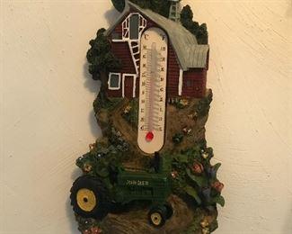 John Deere Tractor Gauge