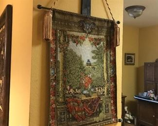 Tapestries wall hanging