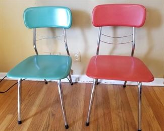 Heywood Wakefield Woodite Chairs (6 total)