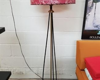 MCM Floor Lamp - Shade is in great condition