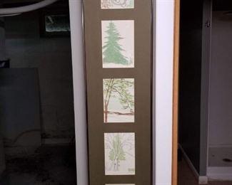 wood block prints